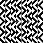 Seltsame Geometrie Muster Design
