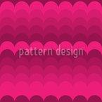 Groovie Waves Seamless Vector Pattern Design
