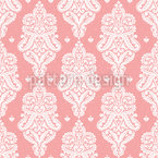 Graphical Damasks Seamless Vector Pattern Design