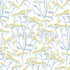Day Tansy Pattern Design