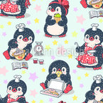 Baking Penguins Repeat