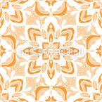 Orientalische Geometrie Nahtloses Vektormuster
