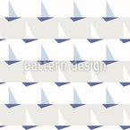 Papiersegelstreifen Vektor Ornament
