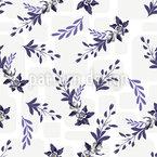 Blumenbüschel Vektor Design