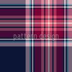 الترتان الاسكتلندي شيك تصميم نمط ناقلات سلس