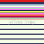 Scarf Stripe Seamless Vector Pattern Design