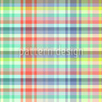 Light Tartan Picknick Seamless Vector Pattern Design