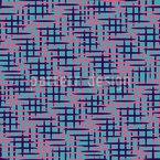 Gekreuzte Linien Vektor Design
