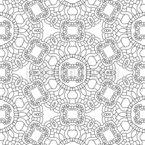 リンク・ロゼット シームレスなベクトルパターン設計
