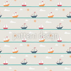 Ships Repeat Pattern
