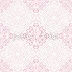 Arabesque Rauten Nahtloses Muster