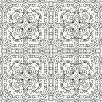 Contoured Tiles Pattern Design