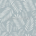 Mediterranean Bush Vector Ornament