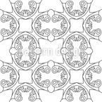Simple Embellishment Pattern Design