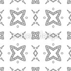 More Or Less Seamless Vector Pattern Design