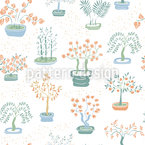Japanese Plants Design Pattern