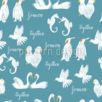 Together Forever Seamless Pattern