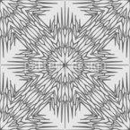 Vibrating Rhombuses Repeat Pattern