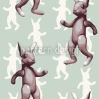 Rabbit Dance Repeat Pattern