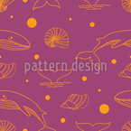 Pelagic Paradise Pattern Design