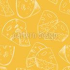 Käsestücke Vektor Ornament