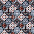 ポルトガルの夢 シームレスなベクトルパターン設計