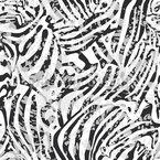 Pele de Animais Inspiradores Design de padrão vetorial sem costura