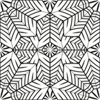 Fächer Muster Design