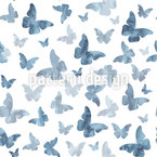Watercolor Butterfly Vector Design