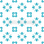 Elaborate Minimalistic Arabesques Pattern Design