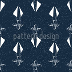 Squid Pattern Design