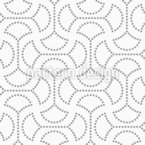 Dotted Ways Seamless Vector Pattern Design