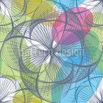 オーバーラップ シームレスなベクトルパターン設計