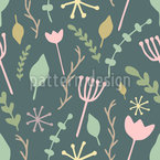 Botanic Garden Repeating Pattern
