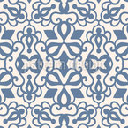 Geometric Ornament Vector Pattern
