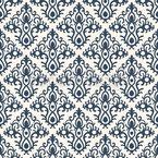 Tiled Arabesques Seamless Vector Pattern Design
