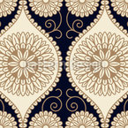 The Royal Twenties Pattern Design