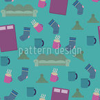 Scandinavian Lifestyle Pattern Design