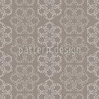 Six Leaved Flowers Design Pattern