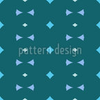 Minimalistic Bow Ties Seamless Pattern