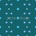 Minimalistische Fliegen Nahtloses Muster