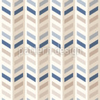 Nordic Chevron Pattern Design