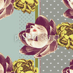 Flora Bella Seamless Vector Pattern Design