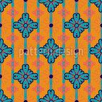 Floral Blossom Design Pattern