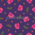 Rosige Eleganz Vektor Design