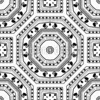 Il fagiolo disegni vettoriali senza cuciture