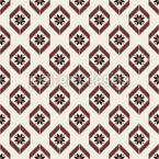 Osteuropäische Ornamente Vektor Design