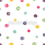 Doodle Seamless Vector Pattern Design