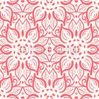 Floral Arabesque Pattern Design