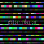 Colorful Bricks Seamless Vector Pattern Design